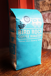 Bird Rock Coffee Roasters Biodegradable Bags