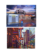 Hot Dogs and Chicago - a Chicago Lover's Art Exhibit at Robert...