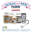 Fairhaven Health Donates Fertility Products to Support National...