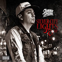 Silver City Lights LP front cover.