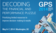 GPS2014 Panel to Examine Performance through Enterprise Architecture...