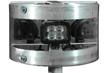 Four 12 Watt LED Light Heads that produce 360° of illumination