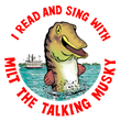 Milt The Talking Musky Aids Autism Speaks in Honor of April Autism...