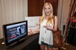 MillionaireMatch.com Holds Fundraiser at MTV Movie Award Gift Suite in...