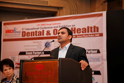 Dental-2014 includes Key Note speakers like Marie M. Tolarova from University of the Pacific, Abdullah A. Faidhi from Saudi Society of Maxillofacial Surgery, Mohamed Abdelmageed Awad from Egyptian Dental Association, Mark Bowes from South African Academy