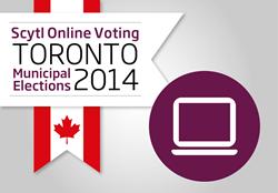 Scytl Online Voting Toronto