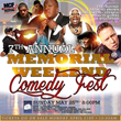 The 7th Annual Memorial Weekend Comedy Festival (Miami Comedy Fest)...
