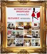 overstockArt.com Reveals: Mother's Day Art Pinterest Contest
