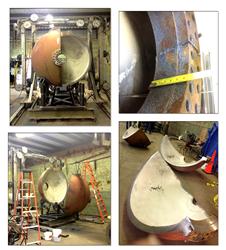 Nuclear Sphere Segmented