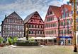 Marktplatz, Leonberg, Germany