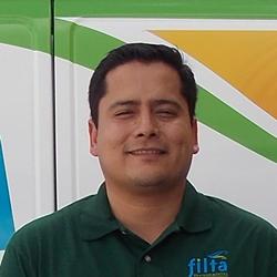 Lucas Ramos, Filta Franchise Owner McAllen, TX