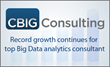 CBIG Consulting Posts Thirty Percent Revenue Gains in 2014's First...