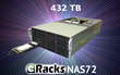 cloud storage rackmount 432tb