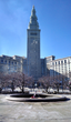 Ohio Civil Engineering and Surveying Firm KS Associates, Inc. Conducts Survey, 3D Laser Scan for Proposed Re-design of Cleveland Public Square
