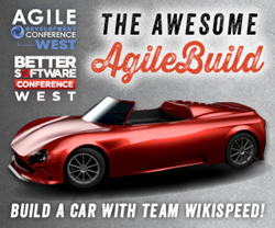 Agile Development & Better Software Conference West build a 100 MPG car with Team WIKISPEED