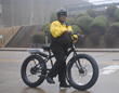Electric bicycles replace older, larger vehicles and bring a host of benefits and significant, measurable results.