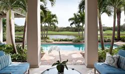 Golf Course Home, Vero Beach Real Estate, Windsor Florida