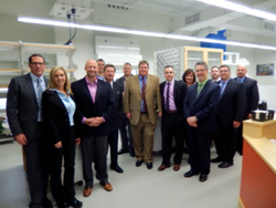 Hamilton Scientific Dealer, Laboratory Solutions of New England, hosts open house at the Boston Design Center