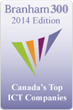 Branham300 Recognizes gShift As One of Canada's Top ICT Companies