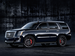 557 HP Supercharged Cadillac Escalade by Hennessey Performance