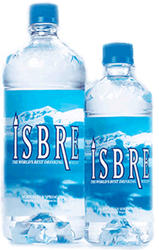 Isbre Water