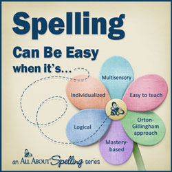 All About Spelling, homeschool curriculum, multisensory, Orton-Gillingham, Marie Rippel