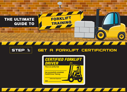 ForkliftCertification.com Launches Ultimate Guide To Forklift Training