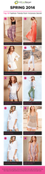 Gift Card Rescue Releases List of Top 10 Spring Fashion Trends from...