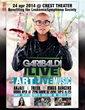 Civic Duty Supports Art Show/Fundraiser – Featuring Performance Artist...