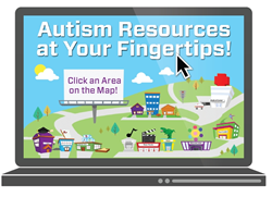 http://www.childrens-specialized.org/Autism-Spectrum-Disorder--The-Community-Hub.aspx