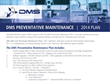 Diversified Machine Systems Announces the DMS Preventative Maintenance...