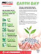 Earth Day 2014 : Benefits of shredding with PROSHRED