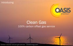 Oasis Energy Clean Gas