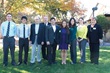 John Pritzker, Bernard Osher, and Anna Eshoo Honored at Menlo College...