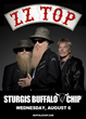 ZZ Top to Give All Their Lovin' to Sturgis Buffalo Chip® Festival