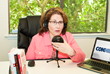 Deb Calvert, Host of CONNECT! Online Radio for Selling Professionals