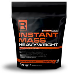 Instant Mass® Heavyweight- Reflex Nutrition's best weight gainer for the hard gainer