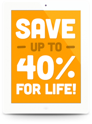 Save 40% with ClickMeeting Online Video Conferencing