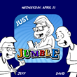 Just Jumble® Mobile Game App Launches on the 60th Anniversary of its Iconic Predecessor Jumble: That Scrambled Word Game®