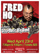 Fred Ho's Eco Music Big Band at Red Rooster