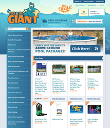 Pool & Spa Giant | Pool Supplies