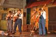 band performing music at Dollywood