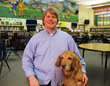 Greg Aikens became totally blind in 6th grade. He's mentored people with disabilities in Central Asia and is a teacher of visually impaired children in Georgia.