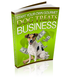 start your own gourmet dog treats business review