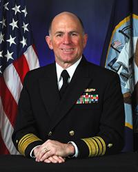 PHOTO: Vice Admiral Matthew L. Nathan