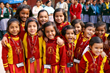 JKP Education, supported by Radha Madhav Dham, gives free secular education to 5000 girls in rural India