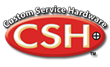 Custom Service Hardware Launches Redesigned Site with New Features