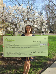 Debra Jensen, Build U. scholarship winner