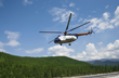 Helicopter Tours Named Number One Scenic Smoky Mountain View By Highlands Condos in Gatlinburg