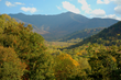 scenic Smoky Mountain views with mountains and valleys